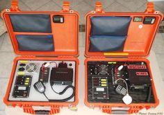 Portable Emergency Radio Kit