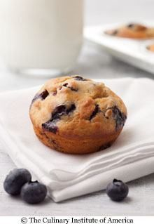 Substituted white whole wheat flour for the all-purpose. Love texture of the almond meal and the flavors of the orange zest and blueberry. Made them twice in short order. Very popular with family. Blueberry Muffins (the_great_muffin_makeover_-_blueberry_muffin_vertical-small.jpg)
