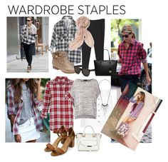 """""""Your new plaid Shirt"""" by shistyle ❤ liked on Polyvore featuring Wet Seal, Violeta by Mango, Stella & Dot, RetroSuperFuture, Michael Kors, ASOS, Leggings, ankleboots, MINISKIRT and plaidshirt"""