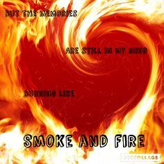 Sabrina Carpenter-Smoke and Fire