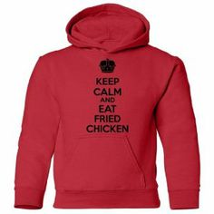 KEEP CALM AND FOLLOW ARSENAL FAN HOODY KIDS