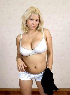 Cynthia Romero - pearl white bra