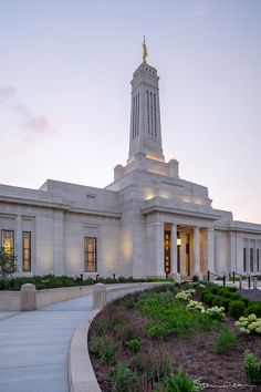 LDS Indianapolis Temple