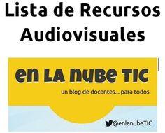 #actualización de la lista de Recursos audiovisuales: imágenes, fotos, iconos... #gratuitos y #legales @enlanubetic | The tools of the teach...