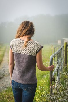 Ravelry: Morning Mist pattern by Annie Rowden