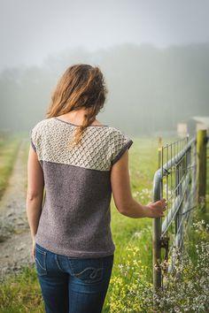 Ravelry: Morning Mist pattern by Annie Rowden