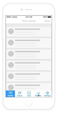 Designing an Alternative to the Hamburger Menu Menu Design, Ui Ux Design, Interface Design, User Interface, Team Activities, Ui Components, Ui Animation, Iphone App Design, Ui Design Inspiration