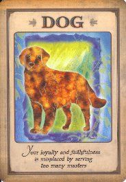 Animal Spirit Guide Meanings | Card Images from the Messages from Your Animal Spirit Guides