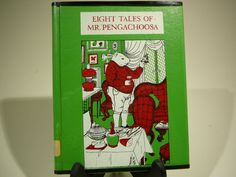 Eight Tales of Mr. Pengachoosa 1974 by RandomGoodsBookRoom on Etsy