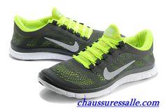 official photos 719df 5d4ae Vendre Pas Cher Chaussures Nike Free 3.0V5 Homme H0015 En Ligne.