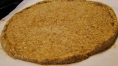 wheat belly pizza crust
