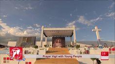 World Youth Day 2016 - Krakow, Poland - 2016-07-30 - Prayer Vigil