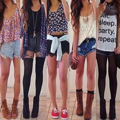Which outfit(s) do you like?♡❁ Mine are 1,4 & 5