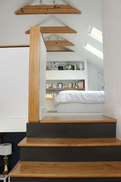 Mansard bedroom...