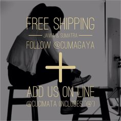 "Yay...now you can buy footwear from us with affordable price. We have connected with selected partners and they are more to come. Hurry up we have FREE SHIPPING (Jawa & Sumatra) promo! . Please follow @cumagaya and add us on LINE: cucimata (includes ""@"" symbol) or simply tap the link on bio. #cucimataco #cumagaya  #sneakersoriginal #original #nike #fashion #newbalance #webstagram #whiteaddict #instagood #whiteaddicted #igersindonesia #instalike #shopping #onlineshop #igshop #white #sneakers…"
