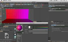 How to Make A Ribbon Wall Graphic in Cinema 4D by Nick Campbell. See the full blog post here: http://greyscalegorilla.com/blog/2011/05/how-to-make-a-ribbon-wall-graphic-in-cinema-4d/