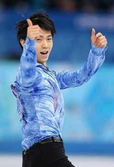 Yuzuru HANYU 羽生結弦 http://sportsspecial.mainichi.jp/graph/2014sochi/0206/image/001.jpg