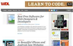 Web Design Blog  http://webdesignledger.com/