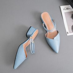 Chiko Fairlee Square Toe Glove Shoe Pumps feature square toe, easy slip on and off, block heels with rubber sole. Shoes Heels Pumps, Kitten Heel Pumps, Mules Shoes, Women's Shoes, Heeled Mules, High Heels, Flat Shoes, Sexy Heels, Shoes Sneakers