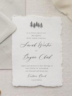 Forest Wedding Invitation Suite Template by Fine Art Wed Paperie Forest Wedding Invitations, Wedding Invitation Suite, Joy, Templates, Weddings, Fine Art, Stencils, Glee, Wedding