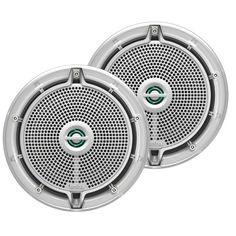 """Infinity 652M 6.5"""" 2-Way Speakers - 225W - (Pair) White"""