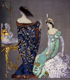 Le manteau bleu Xavier Gosé, c.1912  Museu d'Art Jaume Morera