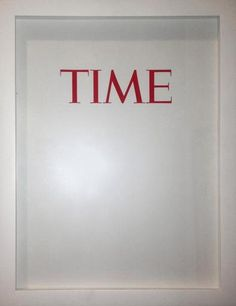 Paddle8: Time (August 3, 2009) - Mungo Thomson