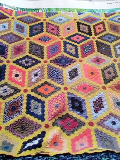 Made by http://simplylibby.blogspot.com/search?q=hexagons&max-results=20&by-date=true