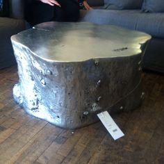 Silver Tree Trunk Coffee Table Tree Trunk Coffee Table I Want It - Silver tree stump coffee table