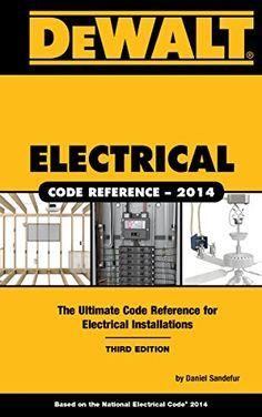 DEWALT Electrical Code Reference: Bas... $15.28 #bestseller