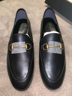 44dfbc6aa If you like Gucci Brixton, you might love these ideas. Womens GucciBrixton  Convertible Loafer in Black ...