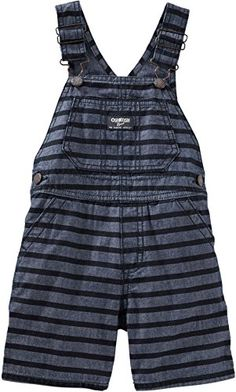 OshKosh Bgosh Shortall Navy 18 Months >>> Continue to the product at the image link.