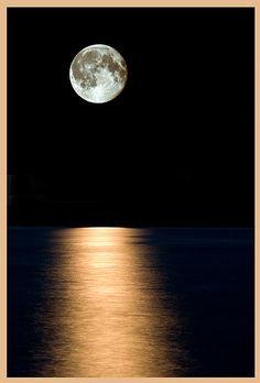 moon river by Henri Bonell,