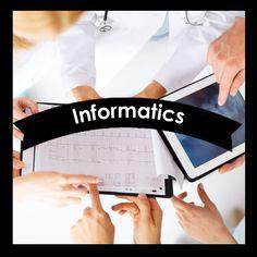 Informatics Nursing Class textbooks. Informatics was recently added as a mandatory class to thousands of nursing programs across the county in an effort to promote technological literacy in nursing graduates @iStudentNurse #NurseHacks  #Nursing #Textbooks #Informatics #TeleHealth #IT #ITNursing #TeleNursing