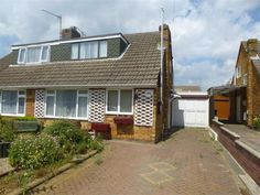 FOR SALE - £210,000 2/3 Bedroom Chalet Bungalow - BODICOTE