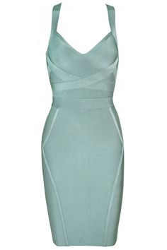 Isabella Bandage Dress