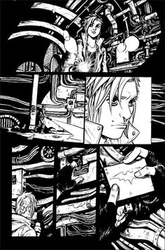 Here's our first look at Becky Cloonan's art for Batman #12. It'll make her one of the only women to have ever done the art for a continually running Batman comic, a position so rare that in seventy-three years of publication, she's nearly the first.