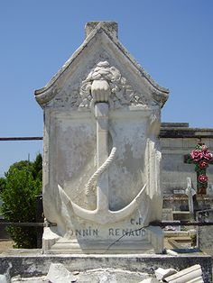 Tombe de pilote. Saint-Georges-de-Didonne