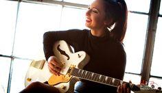 Marissa Viscomi up and coming Pop star! Musicians, Bands, Guitar, Pop, Stars, Popular, Pop Music, Music Artists, Star