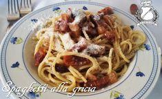 Gran Consiglio della forchetta - Spaghetti alla gricia