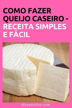 gragabisnack - 0 results for food Queso Cheese, Natural Beauty Recipes, Easy Banana Bread, Portuguese Recipes, Kefir, How To Make Cheese, Cheese Recipes, Healthy Smoothies, Street Food
