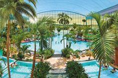 Wellness und Badespaß in der Therme & Badewelt Euskirchen plus 4-Sterne Hotel - 2 bis 3 Tage ab 59 €   Urlaubsheld