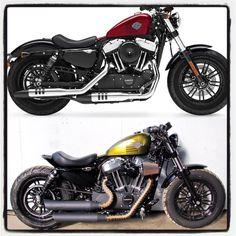 www.facebook.com/pg/PapillonMotorcycles #Project16_FortyEight_G #VanceandHines #Rizoma #KNFilters #Akrapovic #Harley #HarleyDavidson #HD #FortyEight #Sportster #Sportster48 #Custom #Motorcycle #StreetTracker #Tracker #Bobber #PapillonMotorcycles