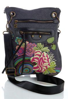 Desigual bag - I think I'm in lovelove, love