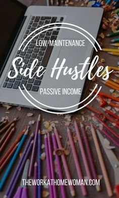 The best way to earn recurring revenue is by doing things you love. If you have a creative personality here are some ways you can generate passive income from a side hustle.