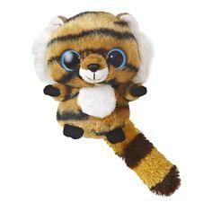 YooHoo and Friends Jinxee the 5 Inch Plush Tiger by Aurora at Stuffed Safari