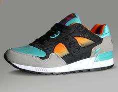 "Saucony Shadow 5000 X West NYC ""Tequila Sunrise"""