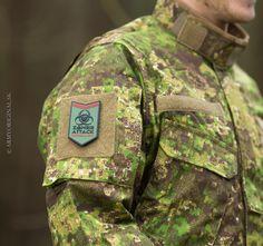 Nášivka Zombie Attack olivová, JTG Zombie Attack, Military Jacket, Army, Backpacks, 3d, Bags, Fashion, Gi Joe, Handbags