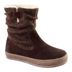 Acorn Transit Casual Boots Womens Brown Suede - ONLY $99.95