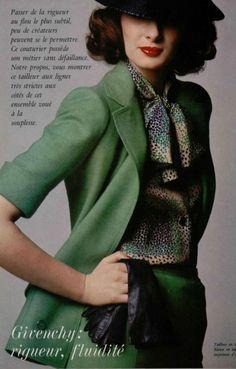 1974 Hubert de Givenchy